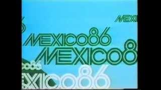 När TV1 presenterade VM i fotboll