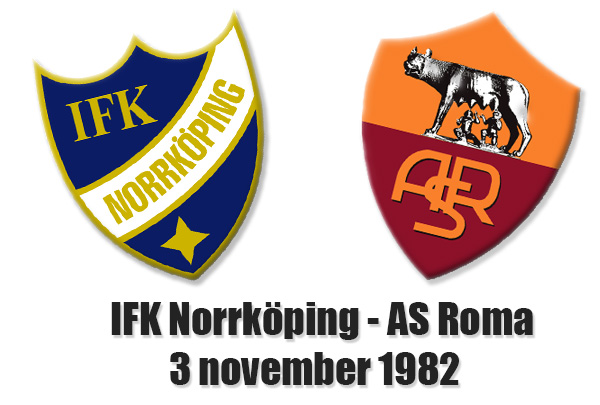 IFK Norrköping-AS Roma