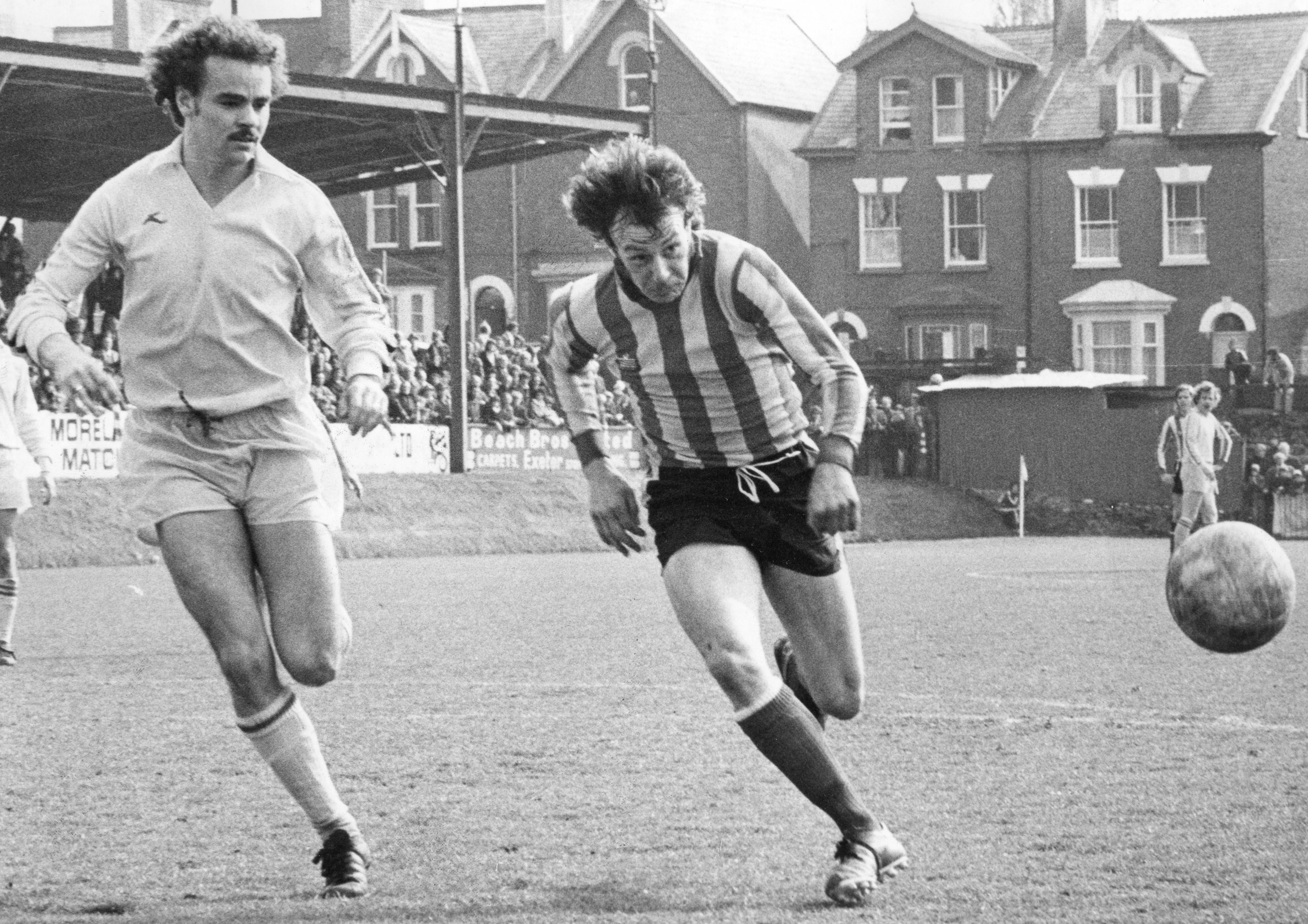 FA-cupens magi och Tony Kellow
