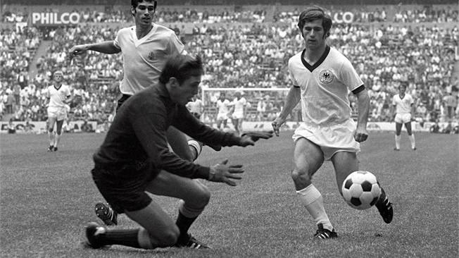 Ladislao Mazurkiewicz – VM 1970