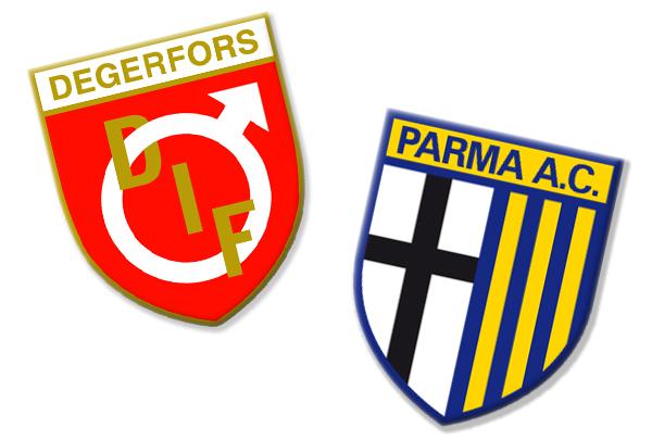 Degerfors skakar om AC Parma