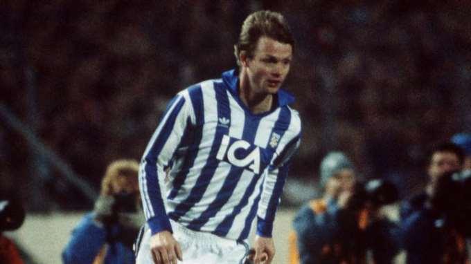 När Torbjörn Nilsson var rädd för bollen