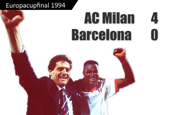 Milan spelar den perfekta finalen