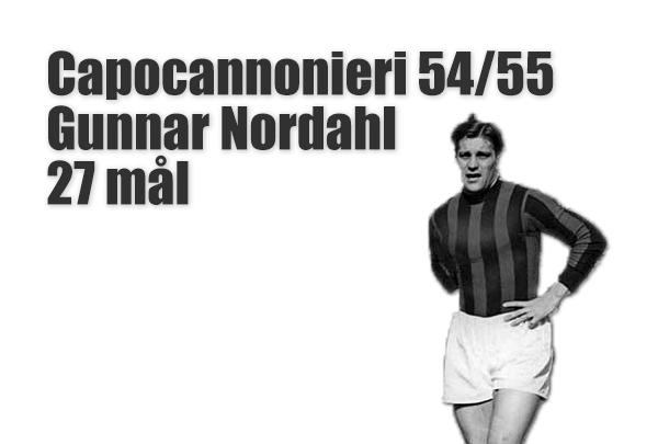 Nordahl blir Capocannonieri igen
