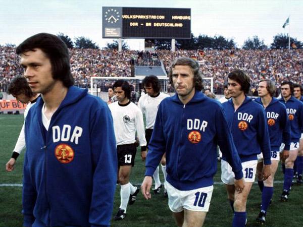 Den bisarra fotbollsvärlden i DDR