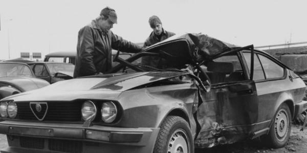 Unfallauto Eigendorf